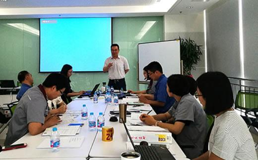 纵横公司举办环境及职业健康标准培训